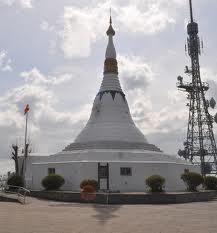 平和記念塔パゴダ