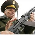 カラシニコフのAK-47