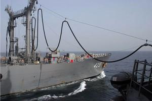 自衛隊による洋上補給支援活動は11年間に及んだ