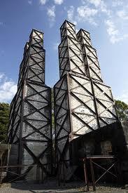 反射炉(鋼鉄の溶鉱炉)