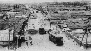 日本支配初期のソウル