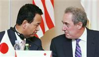 「日本はアメリカの属国じゃない!」TPP交渉において高圧的に迫るフロマン氏に対し、声を荒げる甘利担当相