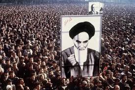 シーア派の法学者ホメイニ氏による「イラン革命」